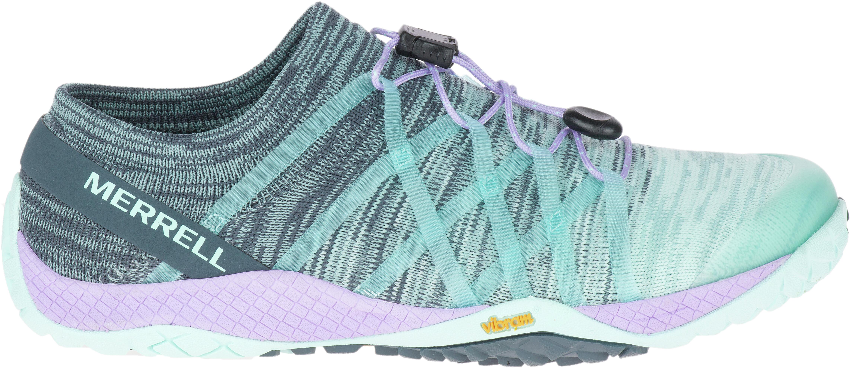 Merrell Trail Glove 4 Knit - Calzado Mujer - violeta Turquesa  65bf63df93f